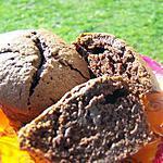 recette Brownies au chocolat, noix et zestes d'oranges confites