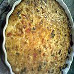 recette Quiche au blanc de poulet et fromage