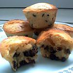recette muffins choco-cramberry