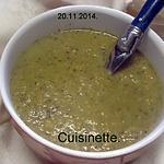 recette Soupe aux restes.