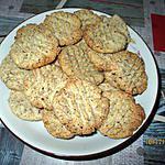 recette sablées sans gluten