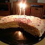 recette Gateau nantais anniversaire