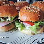 recette Burger froid