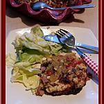 recette Clafoutis de légumes et jambon
