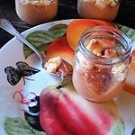 recette Crumble gourmand aux pommes et aux poires