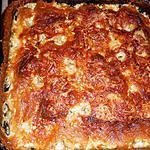 recette Gratin de pommes de terre à la mozzarella