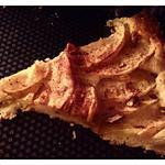 recette La tarte aux pommes.