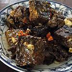 recette Tofu au court-bouillon