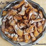 recette Les Merveilles de Provence (ou oreillettes)