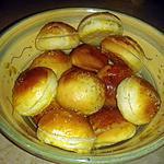 recette Petits pains pour apéro ou luntch