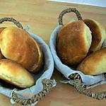 """recette gros """"petits pains au chocolat"""""""
