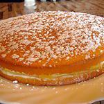 recette gâteau au citron,mascarpone et pommes