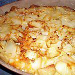 recette Gratin de pommes de terre aux cèpes