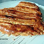 recette Gâteau breton au beurre salé