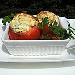 recette Tomates soufflées à la ricotta