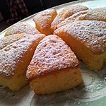 recette Moelleux individuels au citron