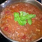 recette Ragoût de Bologne(Ragû Bolognaise)