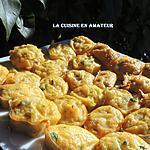 recette Petits cakes aux oignons