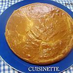 recette Gâteau yaourt allégé et citron.