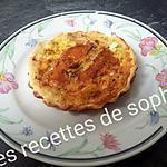 recette Tarte au lardon et camembert