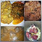 recette Boeuf madras