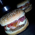 recette Cheeseburger au bacon