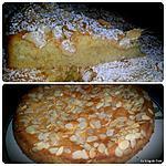 recette Gâteau Ricotta et Citron