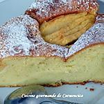 recette Tourtiere soufflee au mascarpone