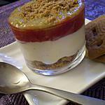 recette Cheesecake en verrine