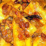 patate douce a la marocaine... de ma belle mère...