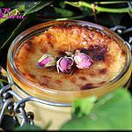 recette Pots de crème brûlée au Calisson