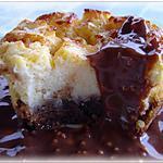 recette Petits gâteaux au fromage blanc sur lit d'automne