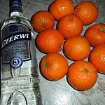 recette alcool de mandarines