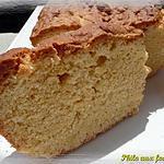 recette Cake aux jaunes d'oeufs