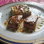 recette saumon au miel  , vinaigre balsamique  blanc,,,,, ds  le nord