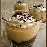 recette Entremets Caramel Chocolat