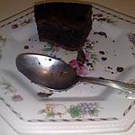 recette Tarte au chocolat (sans pâte)