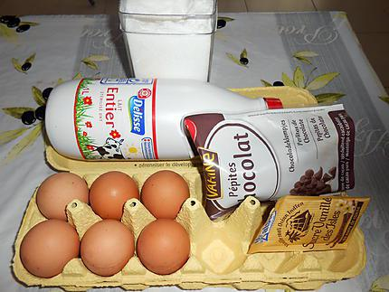 Crème renversee chocolat caramel 430