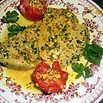 recette Tranche de thon albacore marinée et poelée