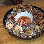 recette Assiette de la mer pour soirée télé