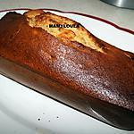 recette Cake bananes aux zestes d'orange.