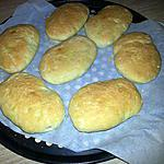 recette Pains à paninis maison
