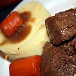 recette Ragoût de boeuf au porto