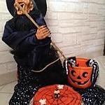 recette gateau halloween