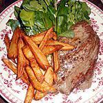 recette Steak frites a la parisienne