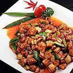 recette Poulet GongBao