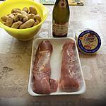 recette filet mignon de porc au camenbert et cidre