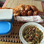 recette haricots verts a l italienne aux saucisses  metka,  ; recette mamyloula