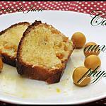 recette cake aux physalis et sirop d'érable