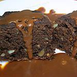 recette brownie aux noix de macadamia